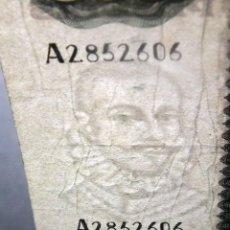 Billetes españoles: BILLETE DE QUINIENTAS PESETAS - EMISIÓN 9 DE ENERO DE 1940 - COLOR VERDE Y AZUL (SERIE A). Lote 195134808