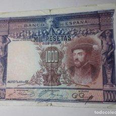 Billetes españoles: BILLETE 1000 PESETAS 1925 CIRCULADO ***PAGO SOLO PAYPAL****. Lote 195304232