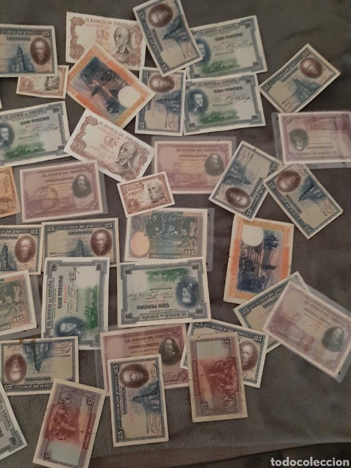 Billetes españoles: Billetes españolas - Foto 2 - 195305193