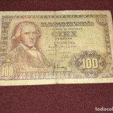 Billetes españoles: 100 PESETAS DE 1948. Lote 195415775