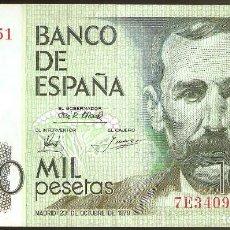 Billetes españoles: JUAN CARLOS I, 1000 PESETAS DE 1979 ´- USADA.. Lote 195439736