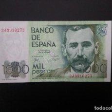Billetes españoles: BILLETE DE 1000 PTAS DE 1979. SIN CIRCULAR .. .. .. ..ES EL DE LAS FOTOS. Lote 195517205