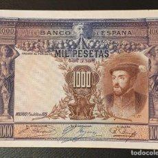 Billetes españoles: BILLETE 1000 PESETAS 1925 CARLOS I . Lote 198185256