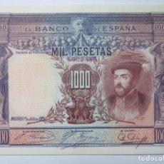 Billetes españoles: ESPAÑA, BILLETE 1,000 PESETAS, 1925 ESPLENDIDO, VER FOTOS,. Lote 203763142