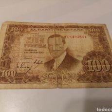 Billetes españoles: EST2. B98. BILLETE DE ESPAÑA 1953. 100 PESETAS. Lote 205744485