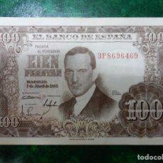 Notas espanholas: MBC - SERIE 3P - BILLETE DE 100 PESETAS DE 1953 - ROMERO DE TORRES. Lote 209692742