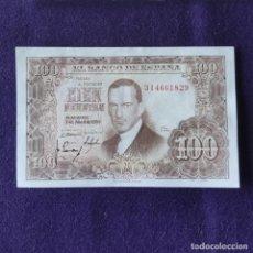 Notas espanholas: BILLETE DE 100 PESETAS. 1953. ROMERO DE TORRES. ORIGINAL.. Lote 210463130