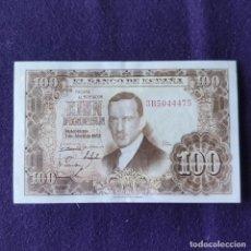 Notas espanholas: BILLETE DE 100 PESETAS. 1953. ROMERO DE TORRES. ORIGINAL.. Lote 210474836