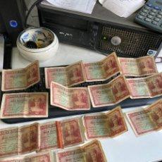 Billetes españoles: BILLETE 10 PESETAS CERTIFICADO DE PLATA. Lote 211924451