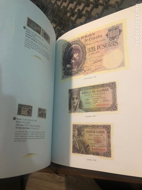 Billetes españoles: EL FRANQUISMO EN SELLOS Y BILLETES.40 AÑOS DE HISTORIA DE ESPAÑA EN SELLOS PAPEL MONEDA - Foto 4 - 218156885