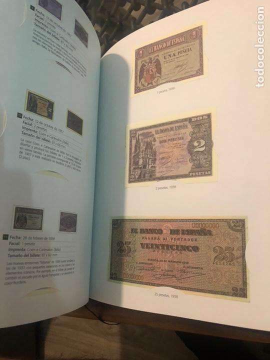 Billetes españoles: EL FRANQUISMO EN SELLOS Y BILLETES.40 AÑOS DE HISTORIA DE ESPAÑA EN SELLOS PAPEL MONEDA - Foto 5 - 218156885