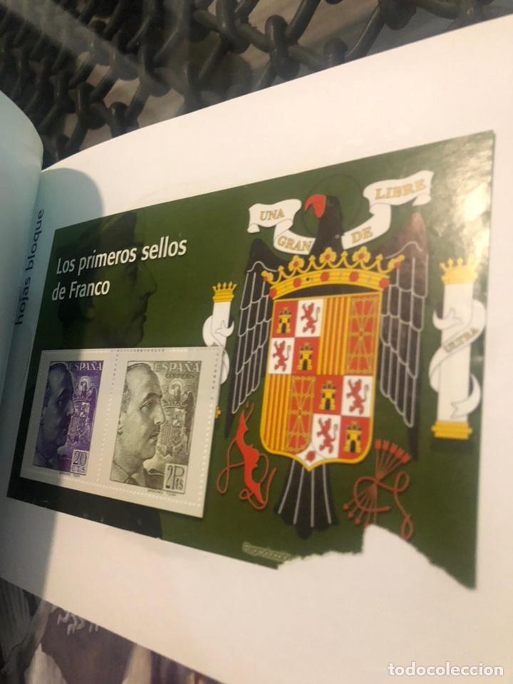 Billetes españoles: EL FRANQUISMO EN SELLOS Y BILLETES.40 AÑOS DE HISTORIA DE ESPAÑA EN SELLOS PAPEL MONEDA - Foto 7 - 218156885