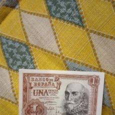 Billetes españoles: BILLETE DE 1 PESETA. Lote 220438826