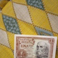 Billetes españoles: BILLETE DE 1953 1 PESETA. Lote 220438837