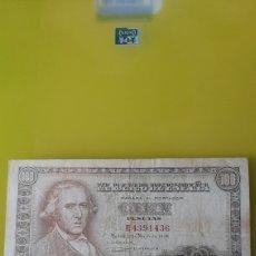 Billetes españoles: H 4391436 1948 2 MAYO 100 PESETAS BANCO ESPAÑA FRANCISCO BAYEU NUMISMÁTICA COLISEVM VER BILLETES. Lote 230961140