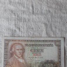 Billetes españoles: 9608815 100 PESETAS 2 MAYO 1948 BANCO ESPAÑA NUMISMÁTICA COLISEVM. Lote 230979550