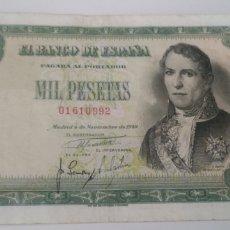Billetes españoles: 3 BILLETES ANTIGUOS ESPAÑOLES MBC , TAL Y COMO SE VEN EN LAS FOTOS , 5,70E ENVIO CERTIFICADO A DOMIC. Lote 235473230