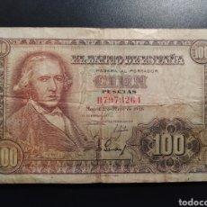 Billetes españoles: ESPAÑA 100 PESETAS 1948 - ENVIO GRATIS A PARTIR DE 35€. Lote 242166875