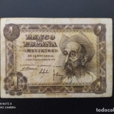 Billetes españoles: 1 PESETA DE 1951....SERIE B... BONITO...ES EL DE LAS FOTOS.. Lote 243419815