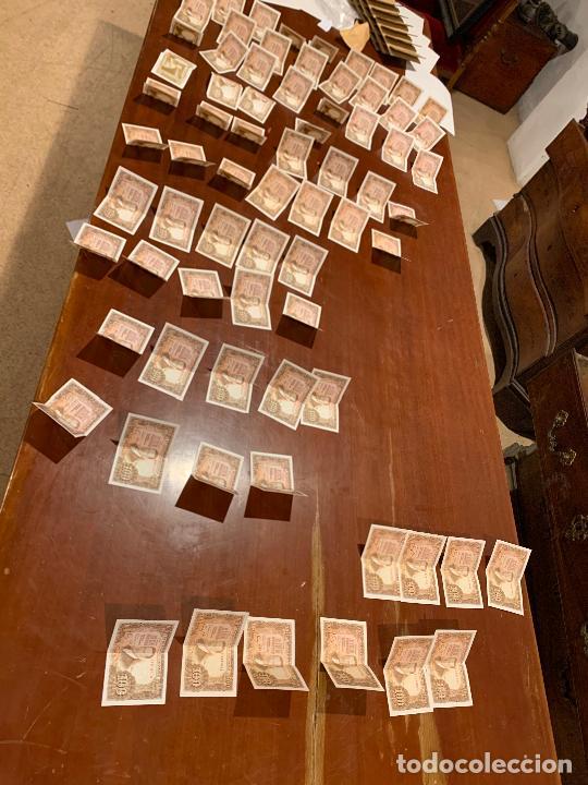 GRANDIOSO LOTE DE BILLETES 100 PESETAS RAREZA MUCHOS CORRELATIVOS (Numismática - Notafilia - Billetes Españoles)