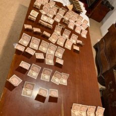 Banconote spagnole: GRANDIOSO LOTE DE BILLETES 100 PESETAS RAREZA MUCHOS CORRELATIVOS. Lote 259927425