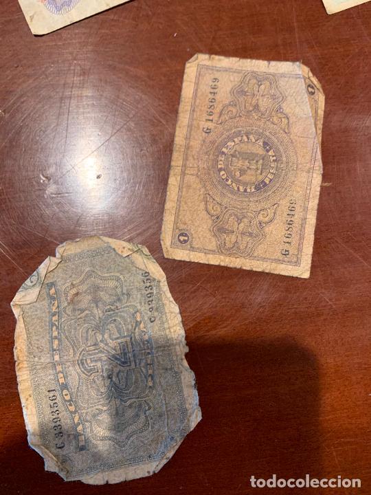 Billetes españoles: Gran lote de billetes antiguos Burgos 500,50,100 pesetas 1938-1936 - Foto 65 - 260077715