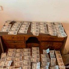 Billets espagnols: IMPORTANTE LOTE DE BILLETES DE 100 PESETAS MUCHOS CORRELATIVOS, MUY BUEN ESTADO. Lote 261603845