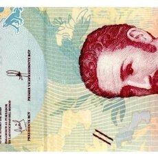 Billetes españoles: BILLETE DE VENEZUELA 5 BOLIVARES EN PERFECTO ESTADO. Lote 262506750