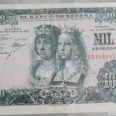 Billetes españoles: BILLETE DE ESPAÑA 1000 PESETAS 29 NOVIEMBRE 1957 SERIE 1S. Lote 267162914