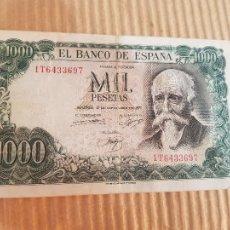 Banconote spagnole: 1000 PESETAS ESPAÑA. Lote 267513569