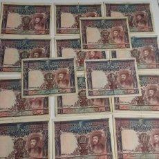 Billetes españoles: LOTE DE 15 BILLETES DE 1000 PESETAS 1925 SIN SERIE ORIGINALES VER FOTOS. Lote 269369418