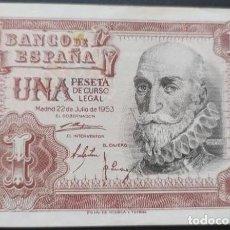 Billetes españoles: 1 PESETA 1953 (SERIE 1D) SC-. Lote 214200281