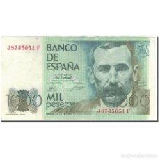 Billetes españoles: [#126827] BILLETE, 1000 PESETAS, ESPAÑA, 1979-10-23, KM:158, MBC+. Lote 271472638