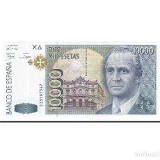 Billetes españoles: [#155706] BILLETE, 10,000 PESETAS, 1992, ESPAÑA, 1992-10-12, SC. Lote 271474503