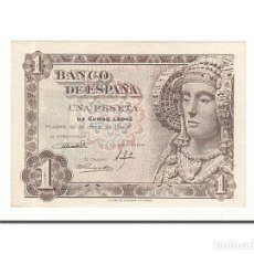 Billetes españoles: [#157819] BILLETE, 1 PESETA, 1948, ESPAÑA, 1948-06-19, UNC. Lote 271475078