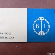 Billetes españoles: 100 PESETAS 1970 MANUEL DE FALLA ESTUCHE BANCO IBÉRICO (10 BILLETES CORRELATIVOS). Lote 289246998