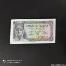 Billetes españoles: 5 PESETAS 1943. Lote 275167563