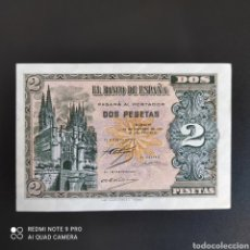 Billetes españoles: 2 PESETAS 1937. Lote 276066413