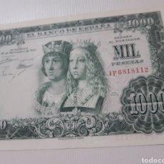 Billetes españoles: BILLETE DE 1000 PESETAS , NOV 1957. Lote 272120563