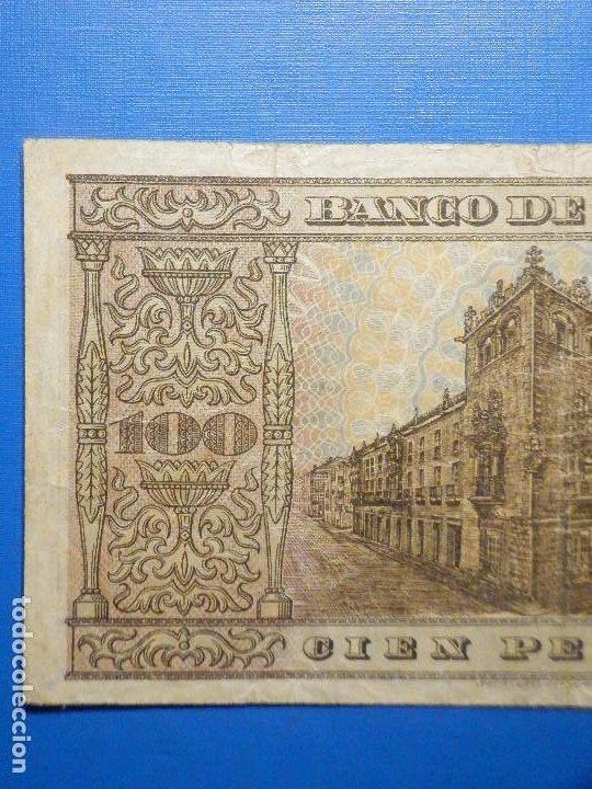 Billetes españoles: Billete 50 Pts - Pesetas - 1938 20 Mayo Estado Español Burgos Giesecke Devrient - Foto 5 - 34267560