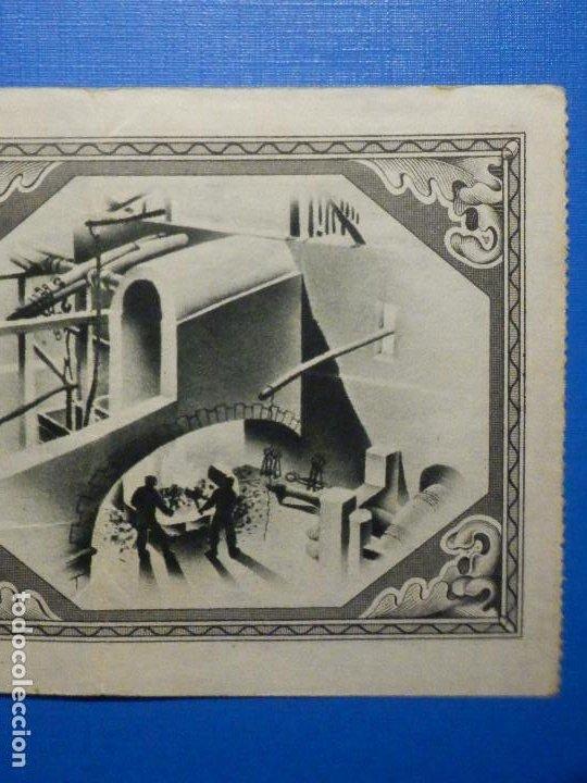Billetes españoles: Billete 25 Pts - Pesetas - Año 1937, 1 de Enero Banco de España - Bilbao - Caja de Ahorros Vizcaina - Foto 6 - 34263475