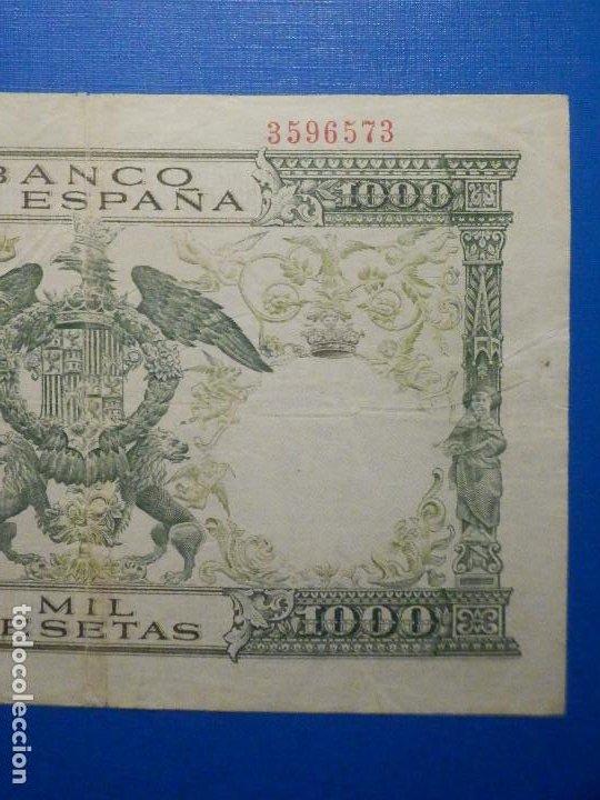 Billetes españoles: Billete 1000 pesetas 29 Noviembre 1957 - Reyes Católicos - Sin Serie - - Foto 6 - 35731724