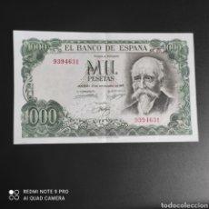 Billetes españoles: 1000 PESETAS 1971. Lote 287216603