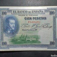 Billetes españoles: BILLETE DE 100 PESETAS AÑO 1925 ESPAÑA. Lote 287803423
