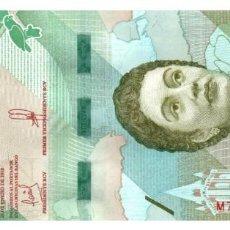 Billetes españoles: BILLETE DE VENEZUELA DE 2 BOLIVARES EN PERFECTO ESTADO. Lote 291969178