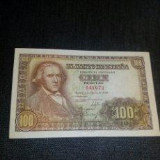 Billetes españoles: BILLETE 100 PESETAS 1948 SIN SERIE SC. Lote 293916583