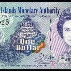 Billetes extranjeros: ISLAS CAIMAN : 1 DOLAR 1996 PICK 16 S/C. Lote 10204964