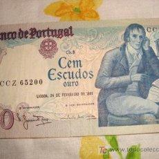Billetes extranjeros: BILLETE ESTRANJERO, ANTIGUO. Lote 15121677