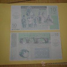 Billetes extranjeros: BILLETE 10 DRAM - ARMENIA - SC. Lote 36242113