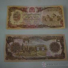 Billetes extranjeros: BILLETE 1000 AFGANIS - AFGANISTAN - SC. Lote 36242430